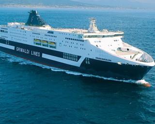 Grimaldi Lines - cruise roma