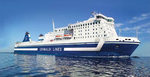 Grimaldi Lines nave Europalink – Traghetti.com blog