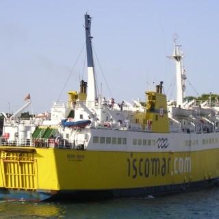 Iscomar nave Nura Nova
