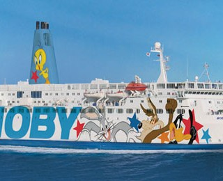 Moby nave Moby Corse