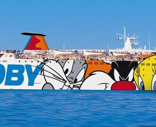 Moby nave Moby Vincent