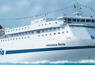 Tirrenia nave Vincenzo Florio