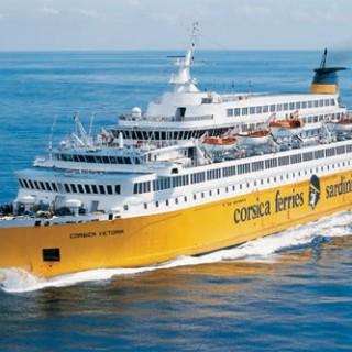 Corsica ferries nave Corsica Victoria