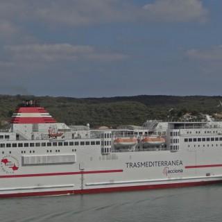 Trasmediterranea nave Fortuny