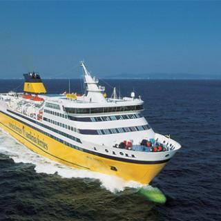 Sardinia ferries nave mega Express