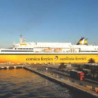 Sardinia ferries nave mega express 5