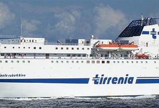 Tirrenia nave Rubattino