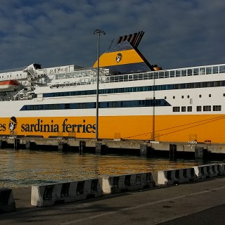 Sardinia ferries Mega express 4