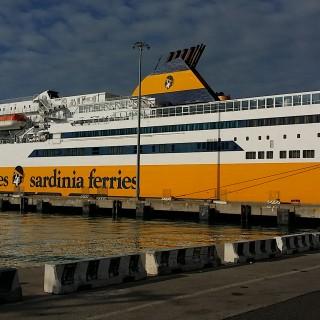 Sardinia ferries Mega express 4
