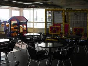 Sardinia Ferries area giochi Mega express 4