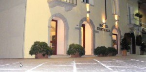 Hotel Centrale Olbia esterno