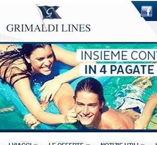 Grimaldi Lines traghetti Grecia