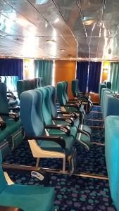 Sadinia Ferries poltrone Mega Express 4