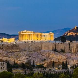 Atene acropolis
