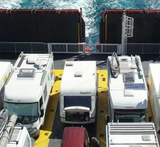camping on board