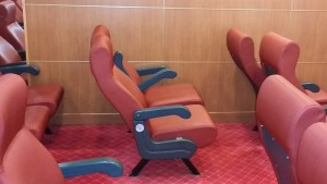 poltrona reclinata