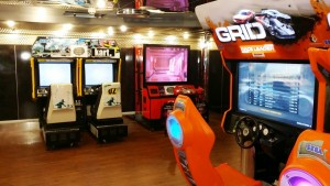 sala video giochi