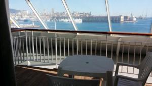 Rapsody balcone suite