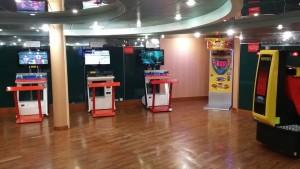 Amsicora sala video giochi