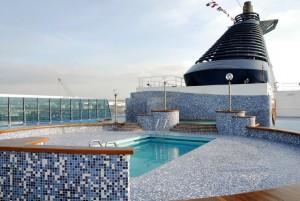 Cruise Roma - Piscina
