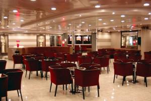 Cruise Roma bar