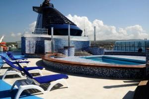 Cruise Roma piscina