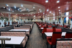shop Cruise Barcelona self restaurant