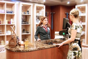 shop Cruise Barcelona