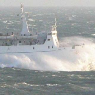 Partenze traghetti sospese per condizioni meteo avverse